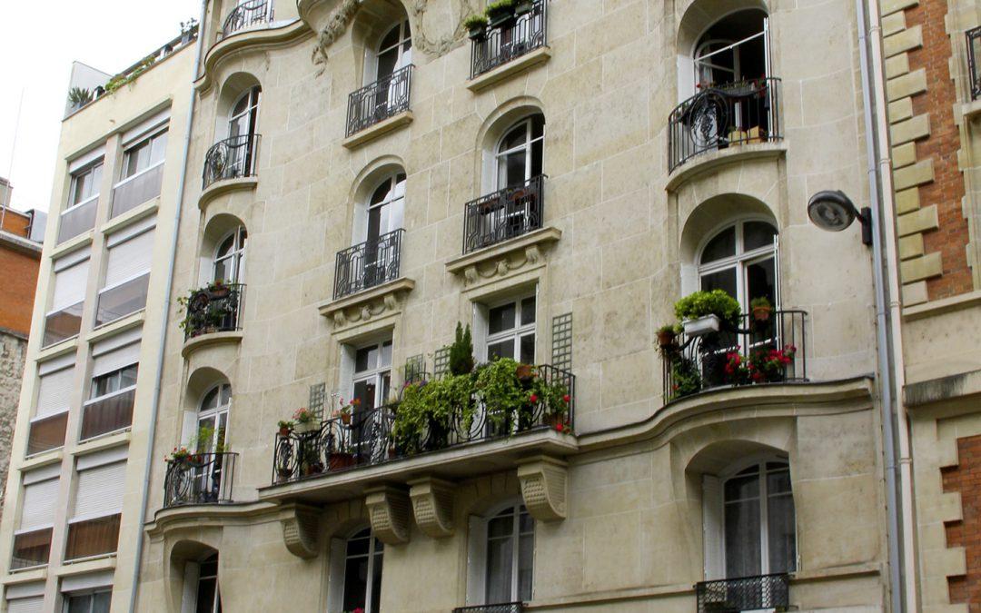 Une rénovation typiquement parisienne